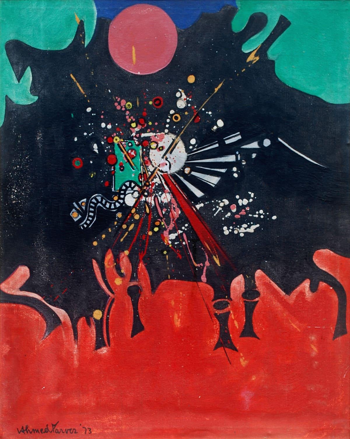 Ahmed parvez art gallery