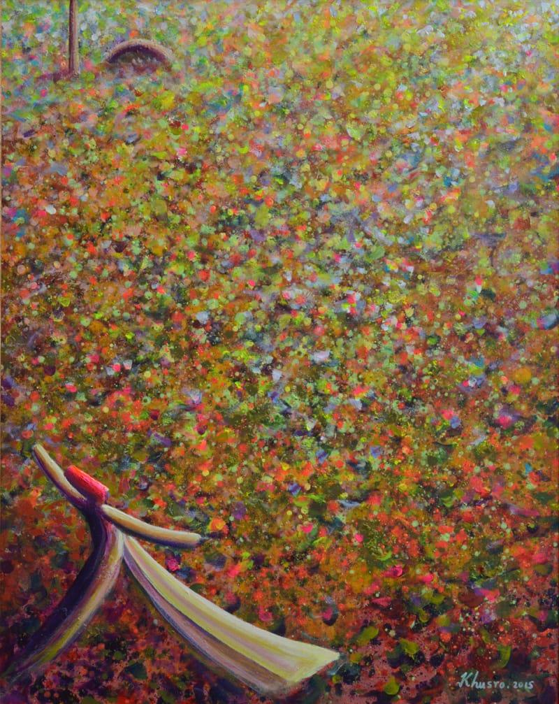 Khusro Subzwari Paintings