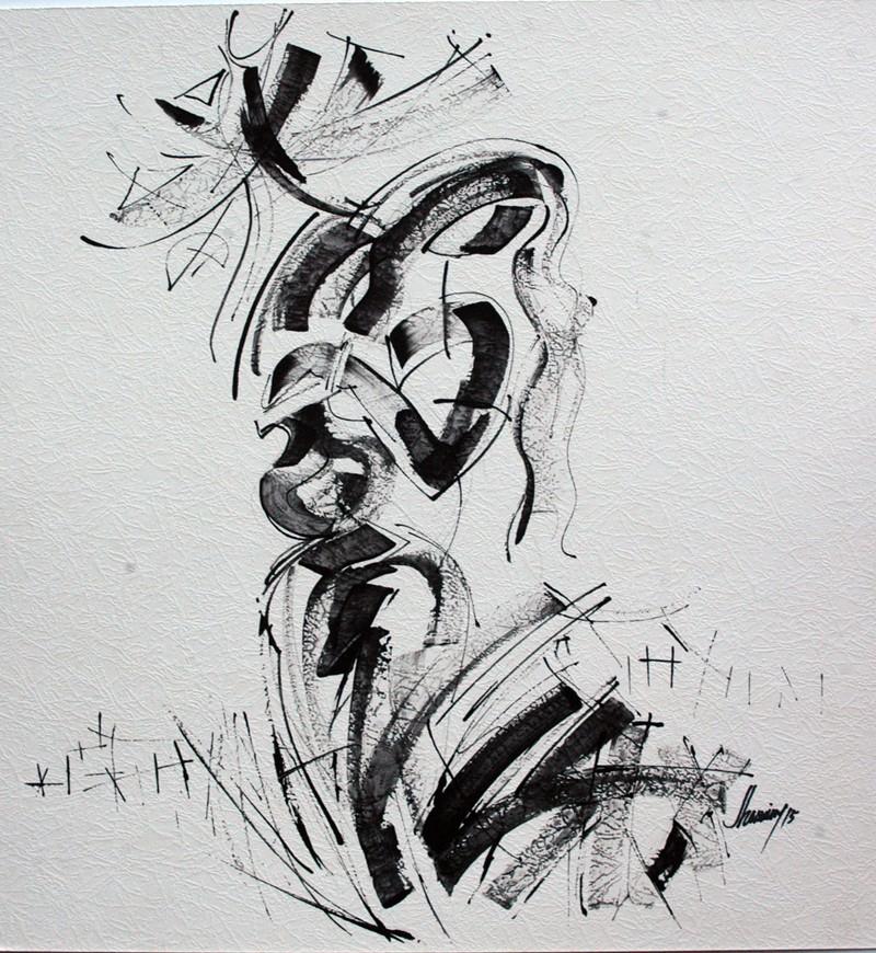 Jahangir Hossain Drawing