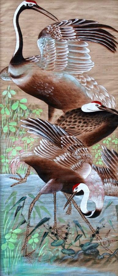 Mariam Saeedullah Painting